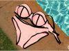 Tendencia: bikinis de neopreno