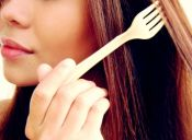Cosas de loca: separar las puntas partidas del cabello