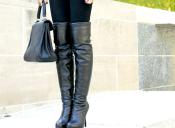 Tendencia: long boots