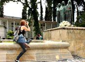 Cosas de loca: me gusta pasear por el cementerio