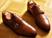 Tendencia: zapatos monkstrap para un look con personalidad