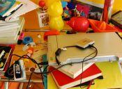 Cosas de loca: no terminar nunca de ordenar mi pieza