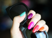 Cosas de loca: cambiar a diario el color de mis uñas