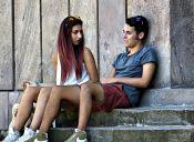 Cuando discuto con mi novio, ¡le hablo a la pared!