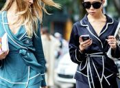 Tendencia: pijamas para la calle