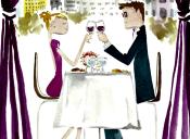 ¿Cómo hago una cena romántica?