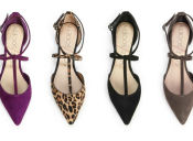 Tendencia: Pointed Flats
