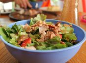 Tips para comer sano en la oficina