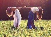 Una buena idea: meditar con las amigas