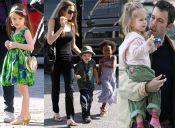 Hijos de famosos también imponen modas