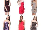 Tendencias en vestidos de fiesta