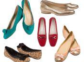 Los zapatos bajos también tienen estilo