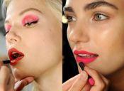 Color Block: el maquillaje que la lleva este verano