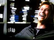 [Video] Brad Pitt con ataque de risa