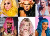 Top 10: Celebridades con cabelleras no convencionales