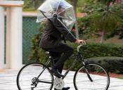 Los modelos más extraños de paraguas