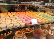 Los adorables y exquisitos macarons