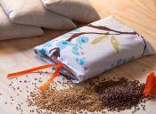 Las salvadoras amohadillas de semillas + tutorial