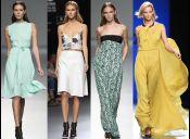 Las tendencias veraniegas que nos dejó la semana de la moda en Madrid