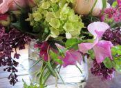 Pequeñas cosas increíbles: tener las flores en la casa