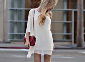Oda al Little White Dress
