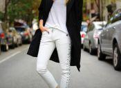 Tendencia: los pantalones con cordones de Isabel Marant para H&M
