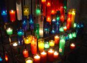 Velas: Colores y significados