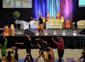 STRyoga: novedosa y entretenida alternativa a la disciplina ancestral