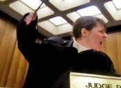Mi amiga - jueza