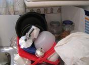 Pequeñas cosas terribles: secar loza