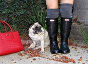 Tendencia: botas de agua