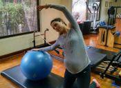 Los beneficios del Pilates durante el embarazo