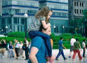 ¡Un entretenido día de padre e hija! [Video]