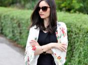 Tendencia: kimonos florales
