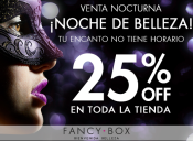 Imperdible 'Noche de Belleza' Fancybox: ¡No te quedes fuera!