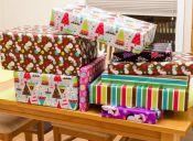 Cosas de loca: ¡guardo todos los papeles de regalo!