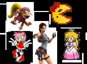5 chicas de videojuego con las que te puedes identificar