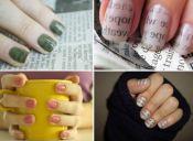 Hazlo tú misma: decora tus uñas con diario