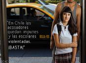 Se lanza campaña para concientizar sobre el acoso a las escolares