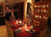 Infaltables en la decoración navideña