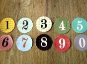 Cosas de loca: ¡detesto los números impares!