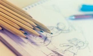Cosas de loca: Dibujando en los márgenes