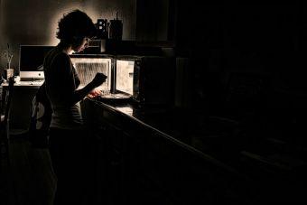 Cosas de loca: aversión a la comida recalentada