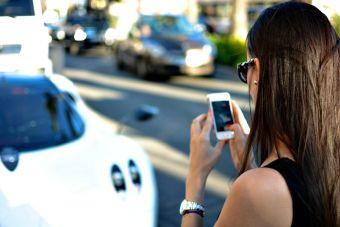 Cosas de loca: ¡adicta al Whatsapp!