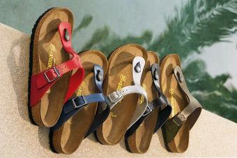 Tendencia: sandalias Gizeh