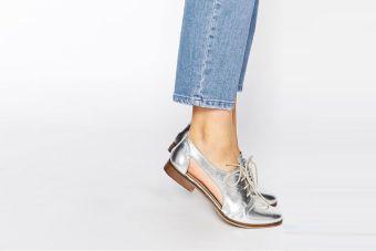 Tendencia: zapatos cut out