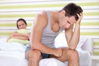 ¿Por qué los hombres ya no quieren tener sexo?