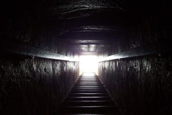 El enigma de la luz al final del túnel