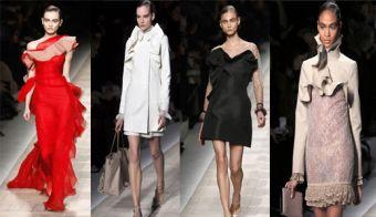 Colección Otoño Invierno 2010-2011 de Valentino