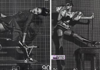 Vogue elige a Rihanna como la mujer del año